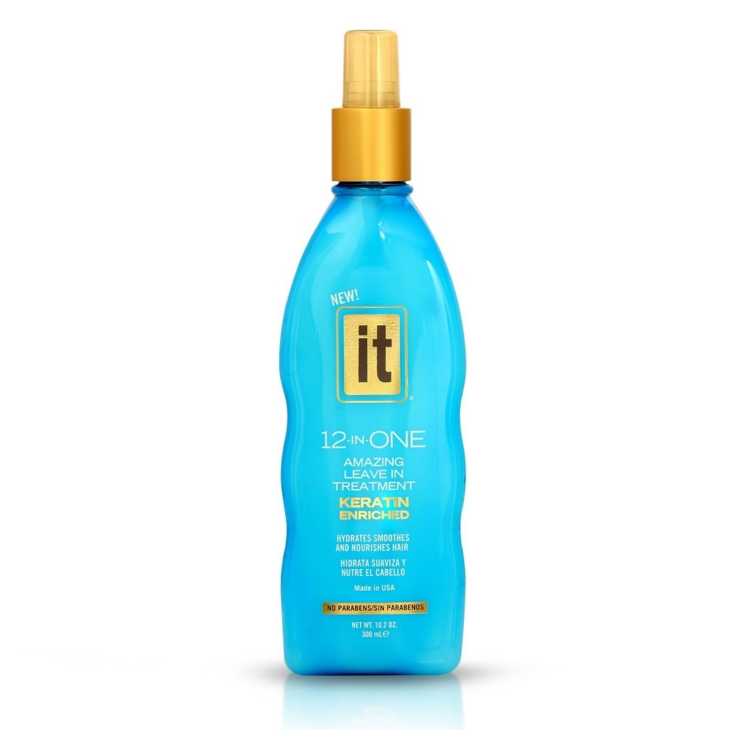 Freeze it 12-in-One Leave in Treatment Keratin 300 ml