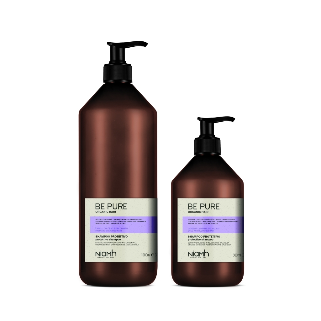 Niamh Hairkoncept Be Pure Protective Shampoo 1000 ml