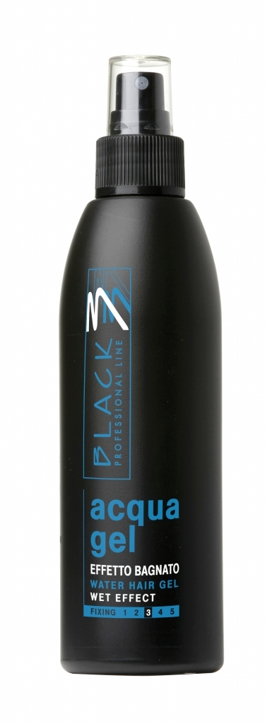 Black Acqua Gel Spray 200ml - gel na vlasy