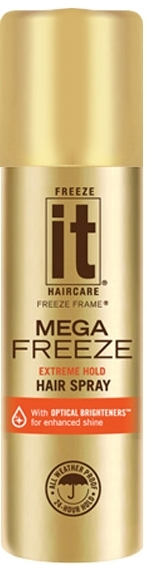 Freeze it Mega (24 Hour Hold) 60 g