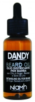 Niamh Hairkoncept Dandy Beard Oil 70 ml - olej na bradu a vousy