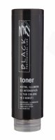 Black Toner Chocolate Color 250ml - ošetřující toner