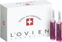 Lovien Mineral Oil Conditioner ampouls 10ml - vlasové ampule