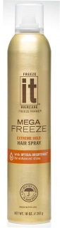 Freeze it Mega (24 Hour Hold) 283 g