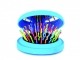 Rainbow Brush Blue Pocket - rozčesávací kartáč