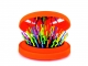 Rainbow Brush Orange Pocket - rozčesávací kartáč