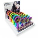 Rainbow Brush Display