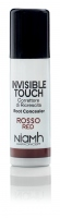 Niamh Hairkoncept Invisible Touch Root Concealer Red 75 ml - korektor červený