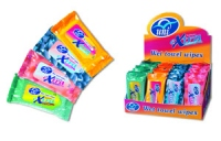 Uni Extra Wet Towel Wipes MIX 15ks