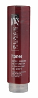 Black Toner Red Color 250ml - ošetřující toner