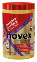 Novex Brazilian Keratin Deep Treatment Mask 1000 g - kondicionér na vlasy s keratinem