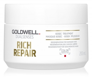 GOLDWELL Dualsenses - Rich Repair 60 s Treatment 200 ml