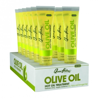 Queen Helene Olive Oil Hot Treatment 30ml - vlasový zábal